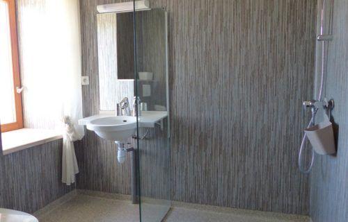 Les chambres - Salle d'eau