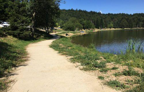 Lac de Coucouron