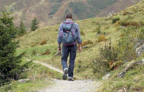 Randonnée à pied